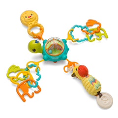 Turtle Suction Cup Link & Spin Toy™