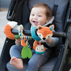 Spiral Car Seat Activity Toy™ Fox