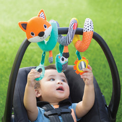 Spiral Activity Toy™ Fox
