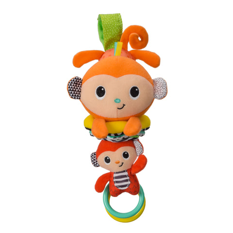 Hug & Tug Musical Monkey™