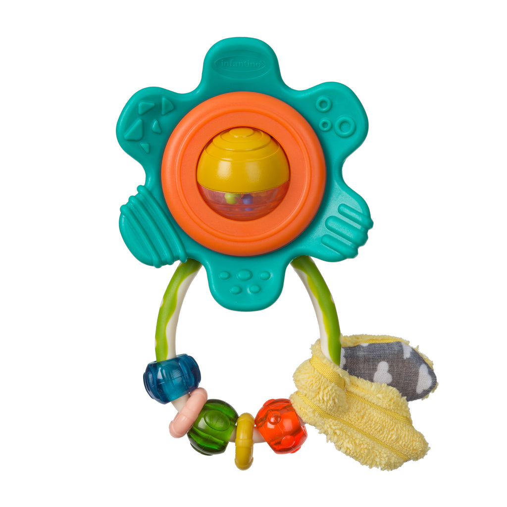 Spinning Rattle Teether™