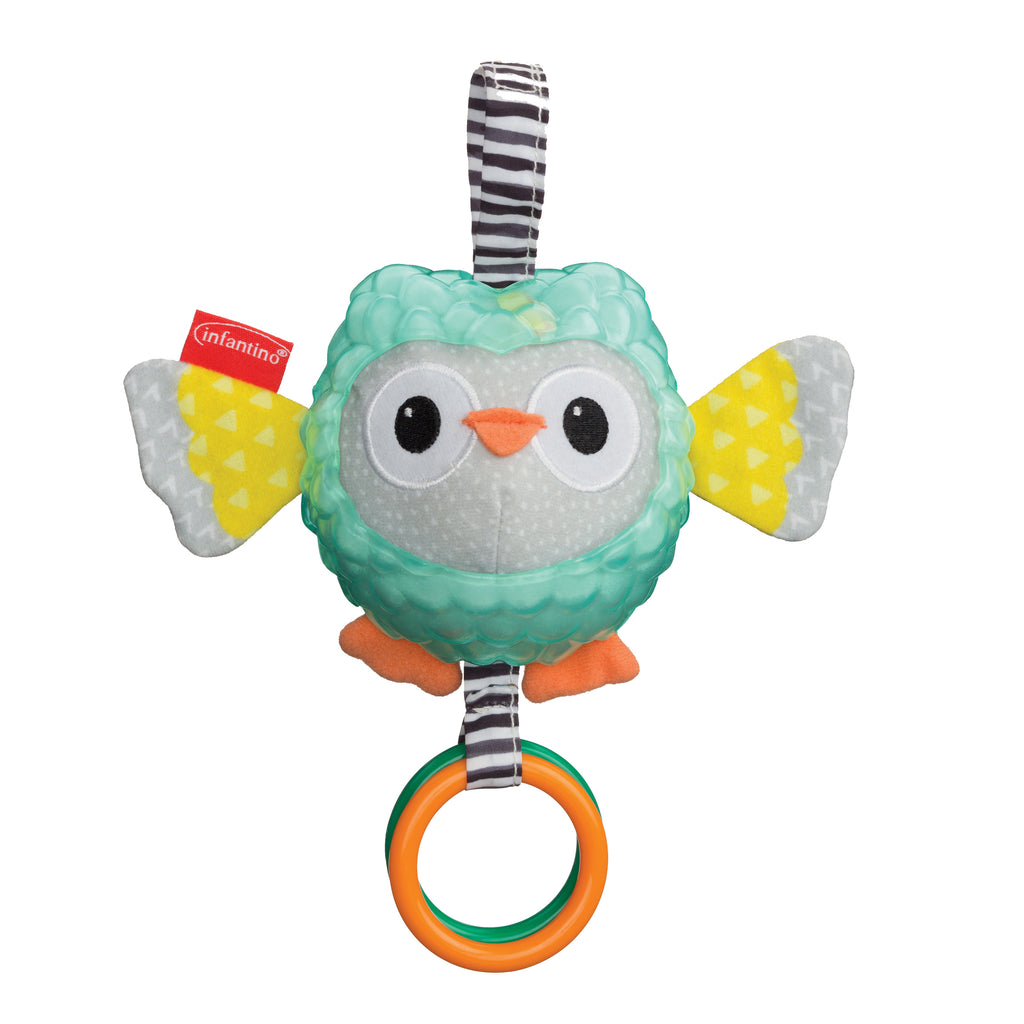 Textured Sensory Pal™ Owl