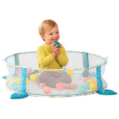 4-in-1 Jumbo Activity Gym & Ball Pit