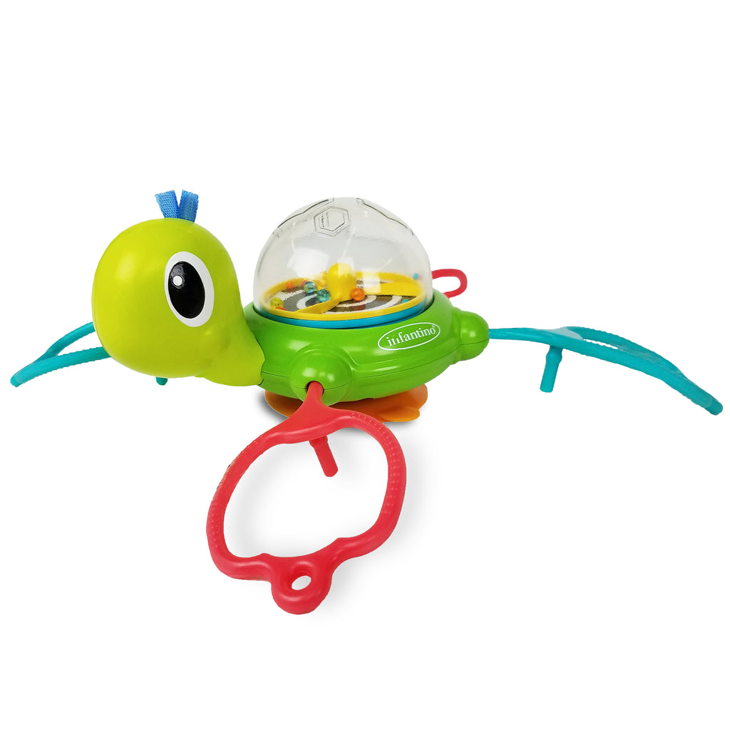 Hook, Line & Sticker 2-in-1 Suction Toy™ – Infantino