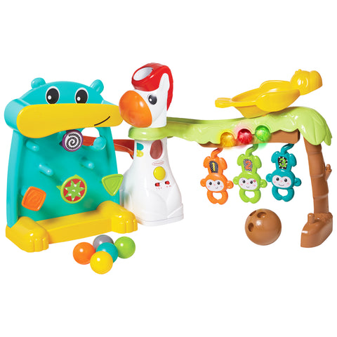 4-in-1 Grow-With-Me Playland™