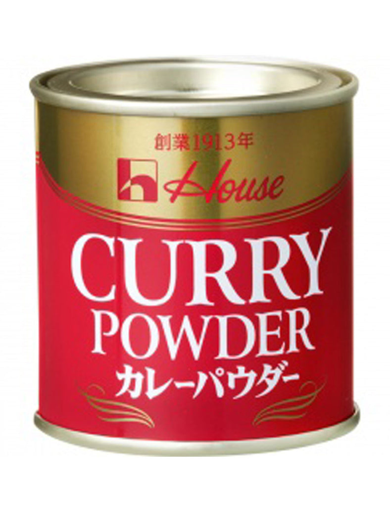 CURRY POWDER  カレー粉 (缶)  35g