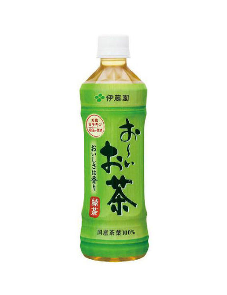Oi Ocha (GREEN TEA)  お~いお茶 緑茶  500ml