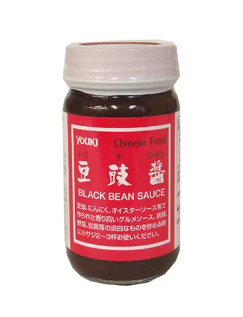 TOUCHIJAN (SPICY BEAN SAUCE)  豆鼓醤  130g