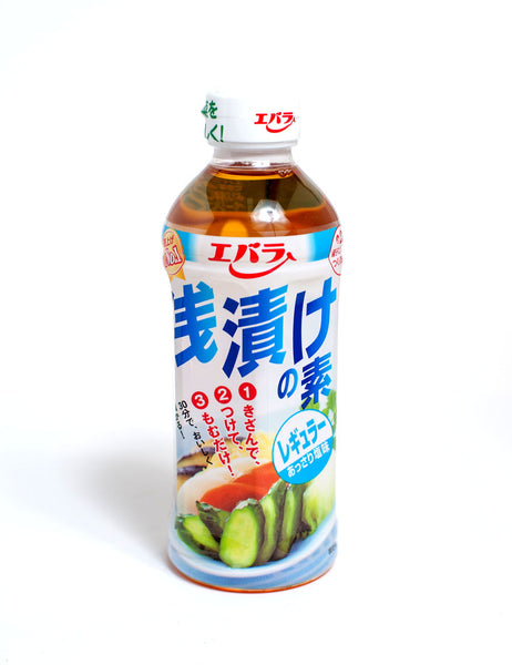 ASAZUKE PICKLE BASE (REGULAR)  浅漬けの素 レギュラー  500ml