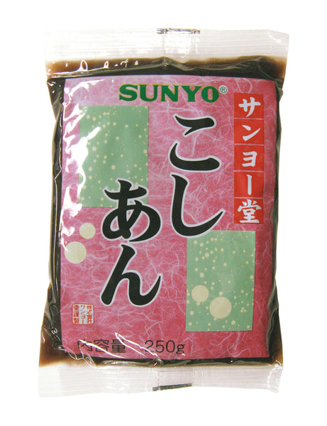 SMOOTH SWEET AZUKI BEAN PASTE  こしあん  300g