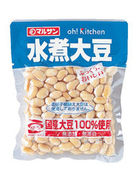 COOKED SOY BEANS  水煮大豆  150g