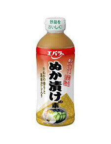 NUKAZUKE PICLE BASE  ぬか漬けの素  500ml