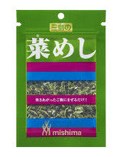 NAMESHI (MIX LEAF FURIKAKE)  菜めし  18g