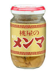 SEASONED BAMBOO SHOOTS  味付きメンマ  100g