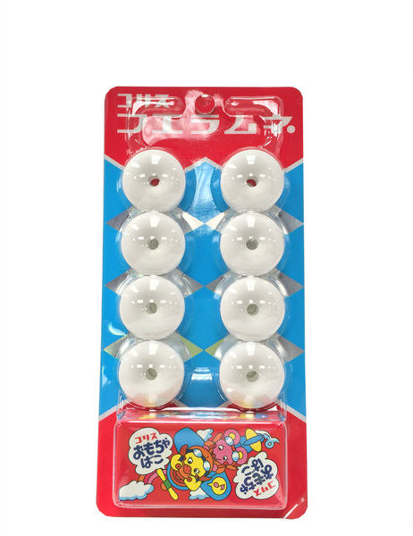 WHISTLE SHAPED SODA CANDY(PLAIN)  フエラムネ プレーン  8pcs 30.5g