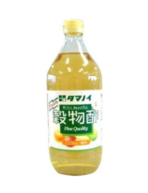 GRAIN VINEGAR  穀物酢  500ml