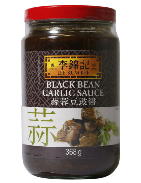 BLACK BEAN GARLIC SAUCE  トウチジャン  368g