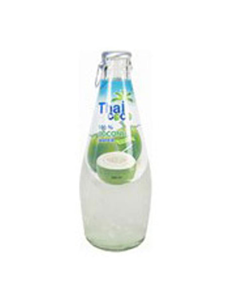Thai Coco 100% Coconut Water With Pulp, 300ml