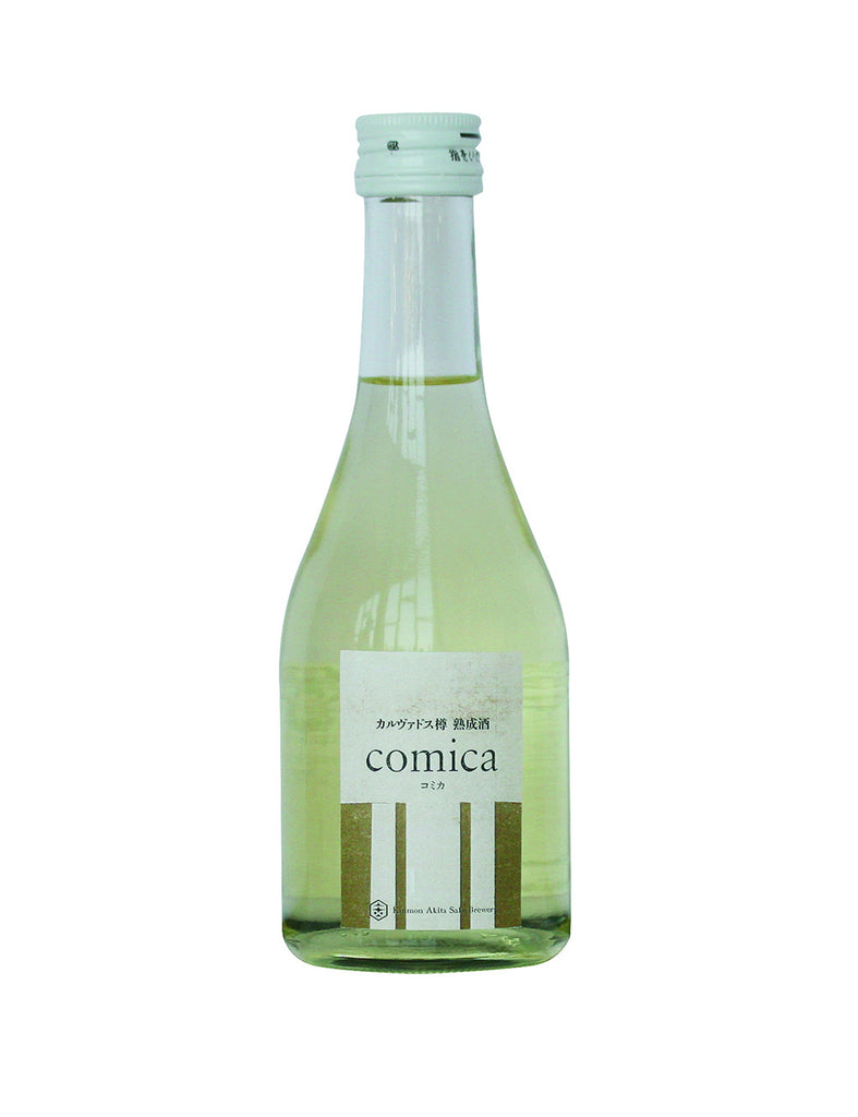 Comica - Sake Aged in Calvados Barrel, 100ml
