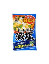 SHINSHU ICHI MISO BIG MISO SOUP LESS SALT  神州一味噌 得入りみそ汁 減塩  8pcs 150g