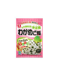 WAKAME RICE SEASONING  わかめご飯  28g