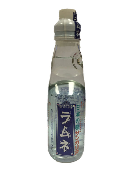 SANGARIA RAMUNE, Japanese Lemonade, 200ml