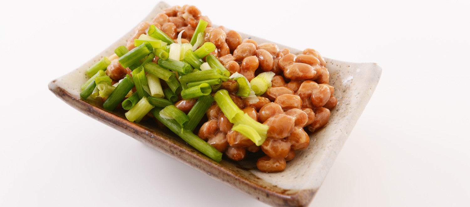Natto to improve your health!