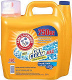 A&H Oxi Clean Max Laundry Detergent