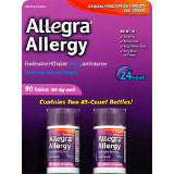 Allegra Allergy Non Drowsy