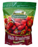 Campoverde Strawberry Frozen Fruit
