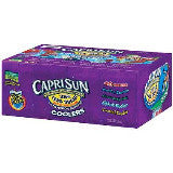 CapriSun Coolers Variety Pack