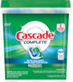 Cascade Complete Action Pacs