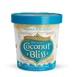 Coconut Bliss Naked Coconut Organic Ice Cream