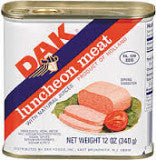 Dak Luncheon Meat