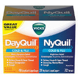 DayQuil/NyQuil LiquiCaps Combo Pack