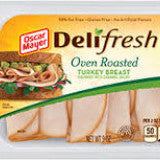 Lascas de Pavo Deli Fresh Oven Roasted