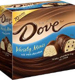 Dove Variety Pack Milk Chocolate Ice Cream Bars