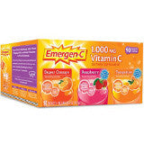 Emergen-C Vitamin C Drink Mix Variety Pack