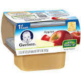 Gerber 1st Foods Apples