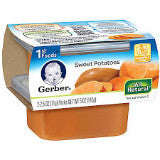 Gerber 1st Foods Sweet Potatoes