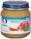 Gerber 2nd Foods Applesauce