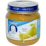 Gerber 2nd Foods Pears