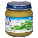 Gerber 2nd Foods Peas