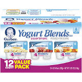 Gerber Yogurt Blends