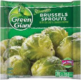 Green Giant Steamers Brussels Sprouts