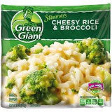 Green Giant Steamers Cheesy Rice & Broccoli