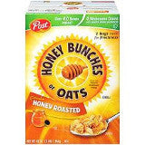 Honey Bunches of Oat - Honey Roasted (Family Size)