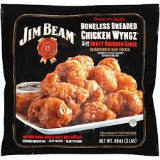 Jim Beam Boneless Breaded Chicken Wyngz