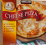 Kirkland Signature Cheese Pizza