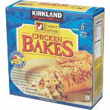 Kirkland Signature Chicken Bakes
